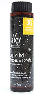 3G Luxury Italian Liquid hd Shades & Toners 2oz
