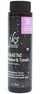 3V Luxury Italian Liquid hd Shades & Toners 2oz