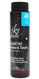 4N Luxury Italian Liquid hd Shades & Toners 2oz.