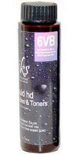6VB Luxury Liquid hd Shades & Toners 2oz