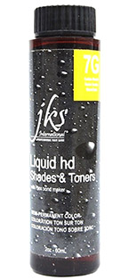 7G Luxury Italian Liquid hd Shades & Toners 2oz