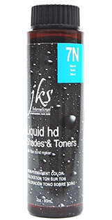 7N Luxury Italian Liquid hd Shades & Toners 2oz