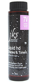 7V Luxury Italian Liquid hd Shades & Toners 2oz