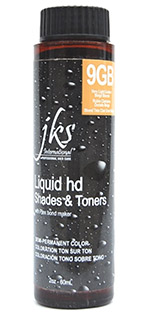 9GB Luxury Italian Liquid hd Shades & Toners 2oz