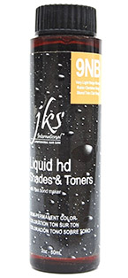 9NB Luxury Italian Liquid hd Shades & Toners 2oz