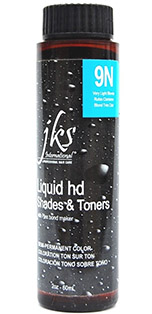 9N Luxury Italian Liquid hd Shades & Toners 2oz