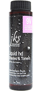 9V  Luxury Italian Liquid hd Shades & Toners 2oz