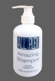 NEW...ALL hair defender PLEX Amazing Shampoo