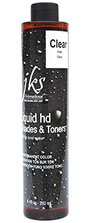 Clear Luxury Italian Liquid hd Shades & Toners 8.45oz bottle