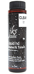 Clear Luxury Italian Liquid hd Shades & Toners 2oz