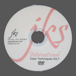 42 - JKS Color Techniques Vol. 1 DVD