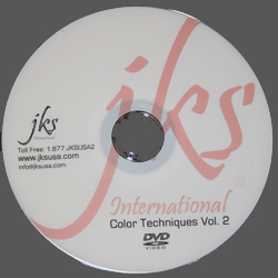 42 - JKS Color Techniques Vol. 2 DVD