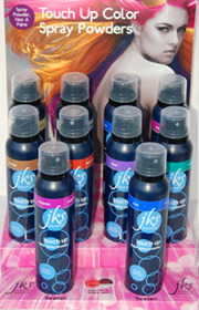 0 - Touch Up Color Spray Prof. Package Vivid Series