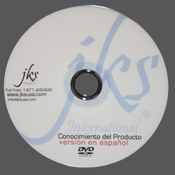 42 - JKS Product Knowledge DVD (spanish)